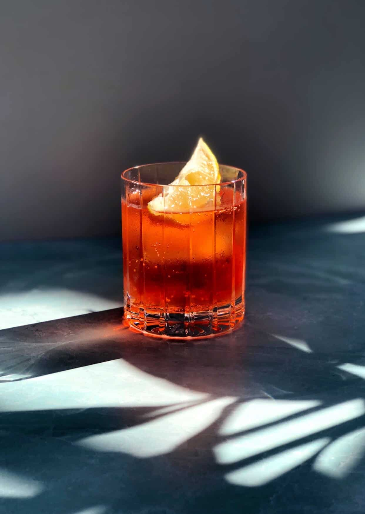 A quick Aperol drink