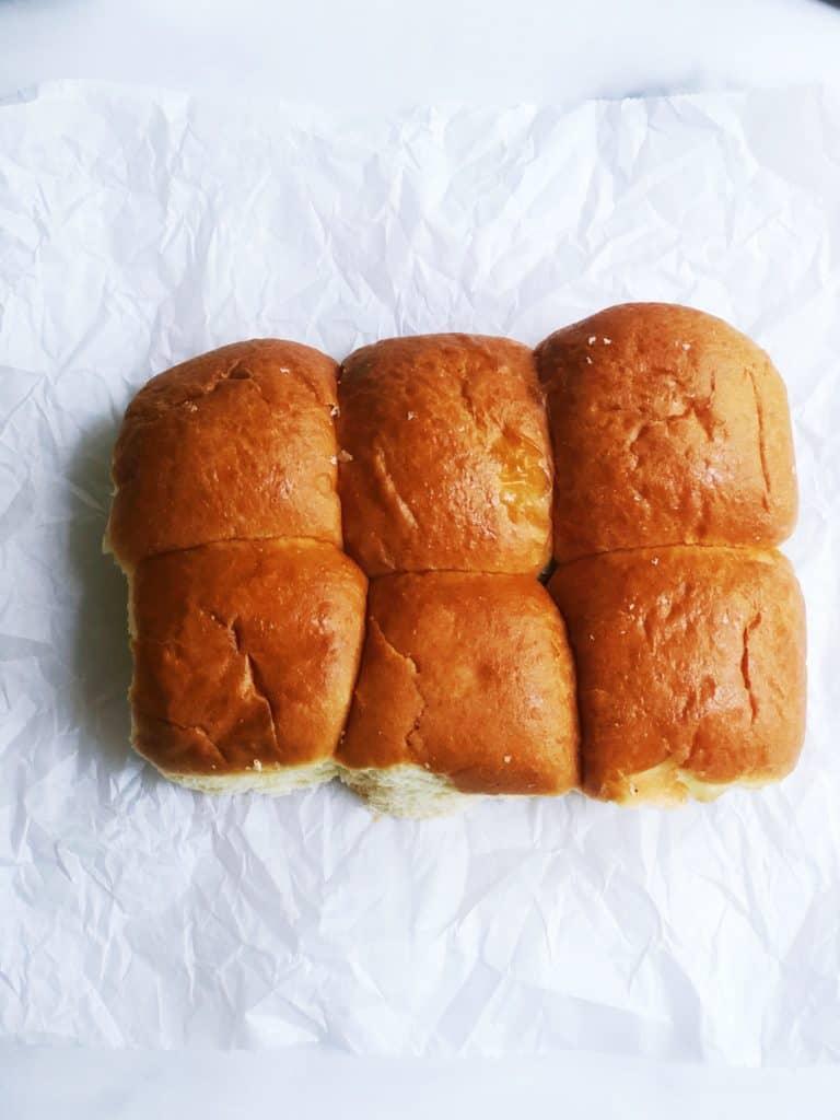 brioche rolls for pimento cheese sandwiches