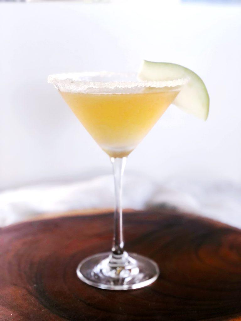 pear and vodka  cosmopolitan